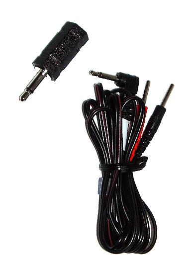 Image of 3,5mm / 2,5mm Jack Male naar Pin 2mm Male